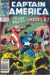 Captain America #329 comic books for sale