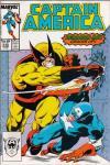 Captain America #330 comic books for sale