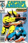 Captain America #330 Comic Books - Covers, Scans, Photos  in Captain America Comic Books - Covers, Scans, Gallery