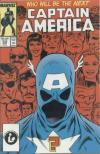 Captain America #333 Comic Books - Covers, Scans, Photos  in Captain America Comic Books - Covers, Scans, Gallery