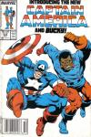 Captain America #334 comic books for sale