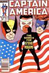 Captain America #336 comic books for sale