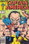 Captain America #338 comic books for sale