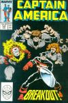 Captain America #340 comic books for sale