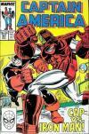 Captain America #341 comic books for sale