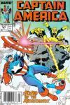 Captain America #343 comic books for sale