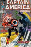 Captain America #344 comic books for sale