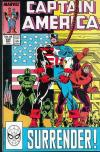 Captain America #345 comic books for sale