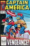 Captain America #347 comic books for sale