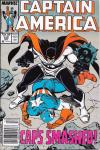 Captain America #348 Comic Books - Covers, Scans, Photos  in Captain America Comic Books - Covers, Scans, Gallery