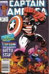 Captain America #349 Comic Books - Covers, Scans, Photos  in Captain America Comic Books - Covers, Scans, Gallery