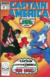 Captain America #350 comic books for sale