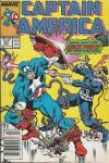 Captain America #351 Comic Books - Covers, Scans, Photos  in Captain America Comic Books - Covers, Scans, Gallery