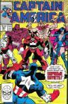 Captain America #353 comic books for sale