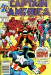 Captain America #353 Comic Books - Covers, Scans, Photos  in Captain America Comic Books - Covers, Scans, Gallery