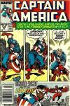 Captain America #355 comic books for sale