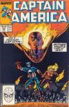 Captain America #356 comic books for sale