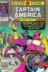 Captain America #357 comic books for sale