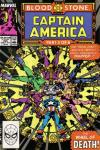 Captain America #359 comic books for sale