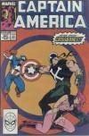Captain America #363 comic books for sale