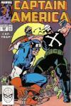 Captain America #364 comic books for sale