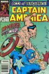 Captain America #365 comic books for sale