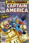 Captain America #366 comic books for sale