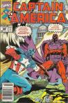 Captain America #368 comic books for sale