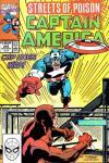 Captain America #375 comic books for sale