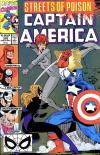 Captain America #376 comic books for sale