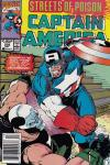 Captain America #378 Comic Books - Covers, Scans, Photos  in Captain America Comic Books - Covers, Scans, Gallery