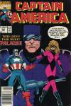Captain America #381 comic books for sale