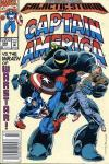 Captain America #398 Comic Books - Covers, Scans, Photos  in Captain America Comic Books - Covers, Scans, Gallery