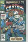 Captain America #407 comic books for sale