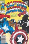 Captain America #408 Comic Books - Covers, Scans, Photos  in Captain America Comic Books - Covers, Scans, Gallery