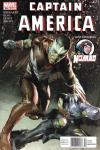 Captain America #604 Comic Books - Covers, Scans, Photos  in Captain America Comic Books - Covers, Scans, Gallery