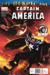 Captain America #607 Comic Books - Covers, Scans, Photos  in Captain America Comic Books - Covers, Scans, Gallery