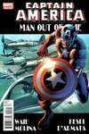 Captain America: Man Out of Time #2 comic books for sale
