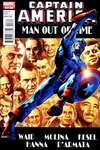 Captain America: Man Out of Time #3 comic books for sale
