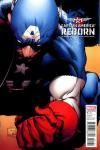 Captain America: Reborn #1 comic books for sale