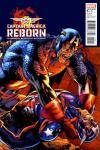 Captain America: Reborn #5 comic books for sale