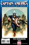 Captain America: Theater of War - To Soldier On comic books