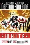 Captain America: White #3 comic books for sale