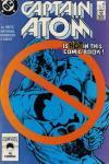 Captain Atom #10 comic books for sale