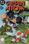 Captain Atom #22 comic books for sale
