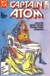 Captain Atom #8 comic books for sale