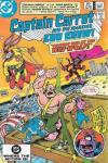 Captain Carrot and His Amazing Zoo Crew #10 comic books for sale