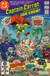 Captain Carrot and His Amazing Zoo Crew #5 comic books for sale