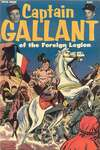 Captain Gallant of the Foreign Legion Comic Books. Captain Gallant of the Foreign Legion Comics.