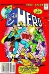 Captain Hero Comics Digest Magazine Comic Books. Captain Hero Comics Digest Magazine Comics.